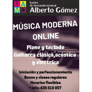 Centro de formación musical...
