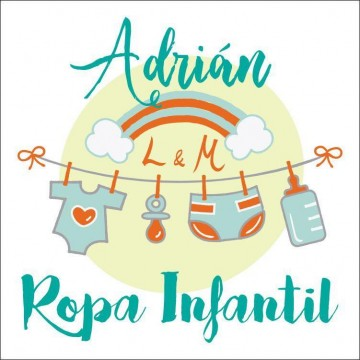 Adrián Ropa Infantil L&M