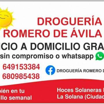 Droguería Romeo de Ávila