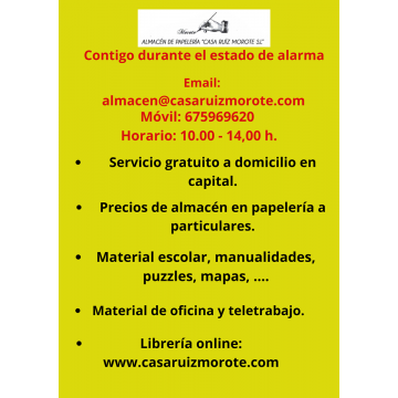 Librería Casa Ruiz Morote