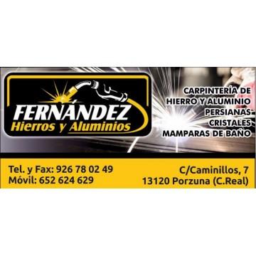 Hierros y aluminios Fernández