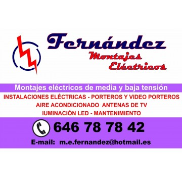 Fernández Montajes Eléctricos